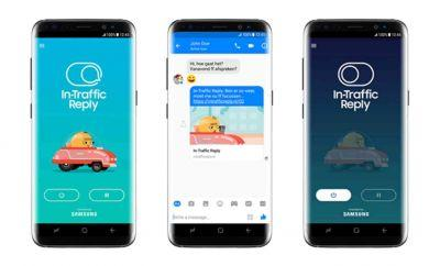 Samsung announces Android app to fight distracted driving