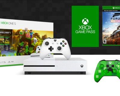 $199 Xbox One S and cheap games goes live for Black Friday
