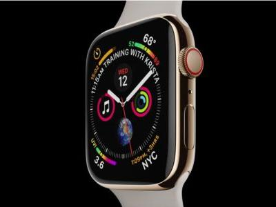 Apple just introduced a brand-new Apple Watch, the Apple Watch Series 4