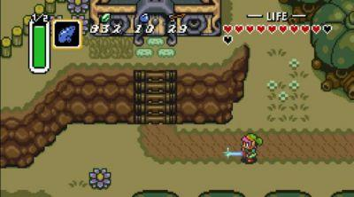 Nintendo Switch May Have a 2D Legend of Zelda Game