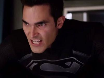 Black Suit Superman is Actually The CW's