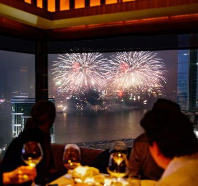 Ring in 2019 with these fabulous New Year's Eve parties in Hong Kong