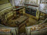 Incredible photos show New Orleans buildings abandoned after Hurricane Katrina