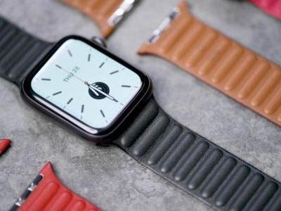 Potentially new Leather Loop Apple Watch bands shown off in new video