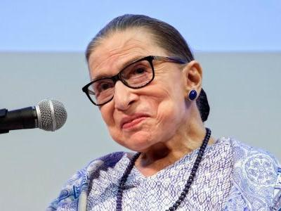 People are offering their ribs to Ruth Bader Ginsburg after the Supreme Court justice fractured 3 in a fall