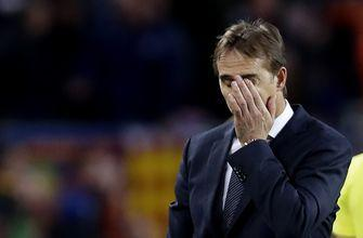 Real Madrid's board of directors to decide Lopetegui's fate