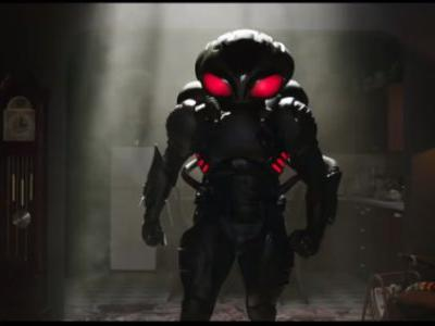 Aquaman SDCC Trailer Has Shameful Lack of Black Manta