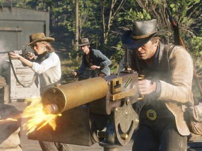 Editors' Choice 2018: Why Red Dead Redemption 2 is One of 2018's Best Games