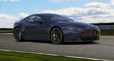 Aston Martin V8 And V12 Vantage Get Red Bull Racing Editions