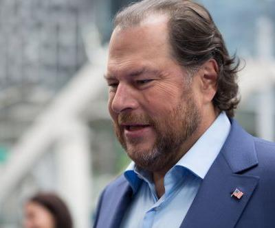Marc Benioff struggled for most of last summer with his decision to keep Salesforce's controversial contract with the US Customs Border Patrol