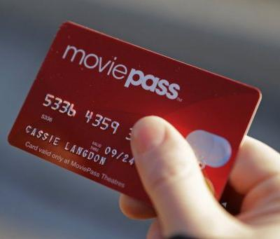 MoviePass' owner is back trading below $1, less than a week after it did a 1-for-250 reverse stock split to avoid being kicked off the Nasdaq