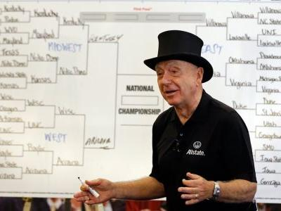 A beginner's guide to filling out a March Madness bracket