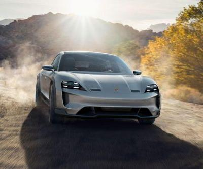 Porsche Hits the Backcountry With Mission E Cross Turismo