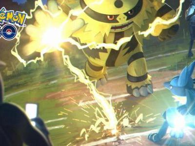 Pokémon Goplayer vs player Trainer Battles now rolling out to users