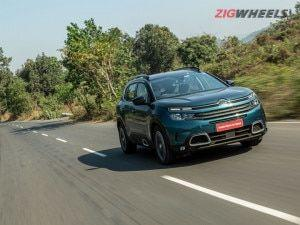 Citroen C5 Aircross Pre-Launch Bookings Commence Launch Later This Month