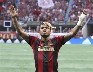 MVP Martinez signs 5-year extension with Atlanta United