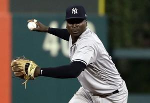 Yankees shortstop Didi Gregorius needs Tommy John surgery