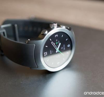 LG Watch W7 hybrid Wear OS smartwatch to launch with the LG V40