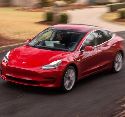 Tesla customers in China can now order the Model 3