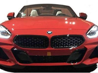 First look at 2019 BMW Z4 revealed in leaked pics