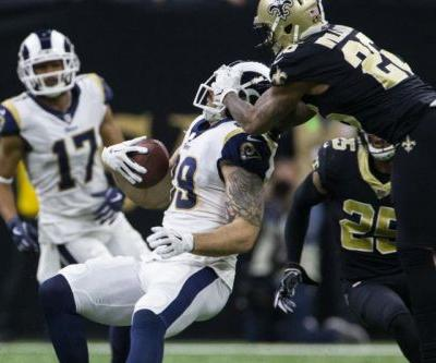 Reports: Saints CB P.J. Williams arrested on DWI charge