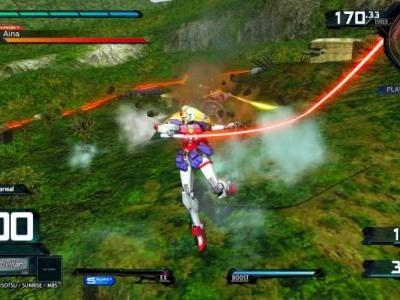 Mobile Suit Gundam Extreme Vs Maxiboost ON Review - Teaming Up for Flashy Fights