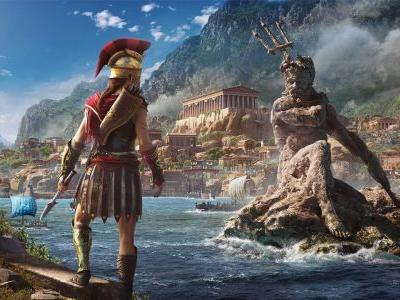 Japan is getting a cloud based version of Assassin's Creed Odyssey on Switch
