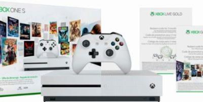 Save Over $200 on this US-Only Xbox One S 4K TV Game Bundle