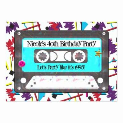 30 Inspirational Surprise Birthday Party Invitation Template Images