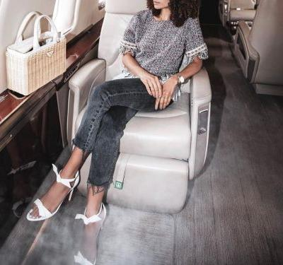 The 20 Comfiest Pairs of Skinny Jeans to Wear on a Plane