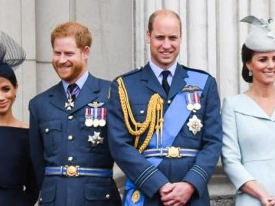 Queen made Meghan Markle and Prince Harry split from William and Kate after fight