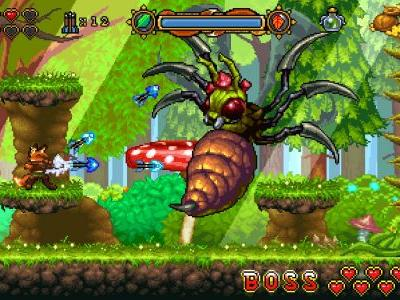 Fox n Forests scores a limited physical edition for Switch and PS4