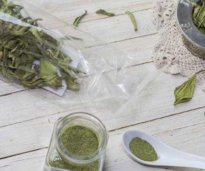 How to substitute stevia in baking and preserves