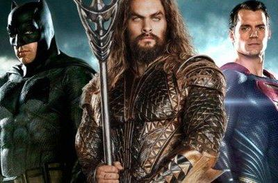 Momoa Chimes in on Affleck and Cavill's Possible DCEU