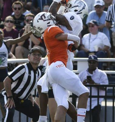 Old Dominion stuns No. 10 Virginia Tech for first win of season