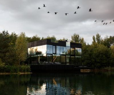 Villa on the Lake / Mecanoo
