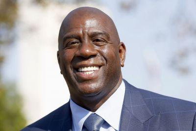 Magic Johnson put in charge of Lakers basketball operations after team fires GM