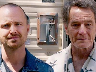 Bryan Cranston & Aaron Paul Return to the Breaking Bad RV in Hilarious Video
