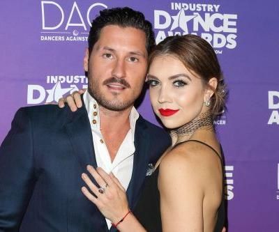 'DWTS' pros Val Chmerkovskiy and Jenna Johnson are engaged