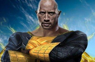 The Rock Says There's No Black Adam Cameo in Shazam!Dwayne
