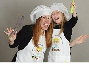 Marci Heit, Founder of Q.D. Foodie, Shares Tips for Selecting Child-Friendly Utensils to Get Kids Cooking