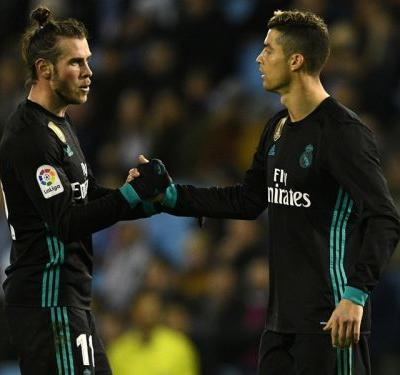 Ronaldo, Bale and Benzema missing for Real Madrid in cup clash