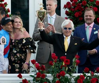 Kentucky Derby winner Medina Spirit failed postrace drug test, trainer says