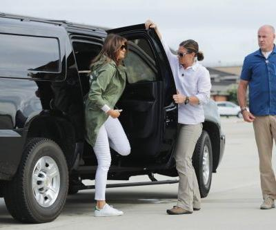 Melania Trump Wears Jacket That Says 'I DON'T REALLY CARE' To Visit Detained Migrant Children