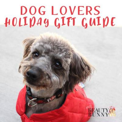 Dog Lovers Holiday Gift Guide