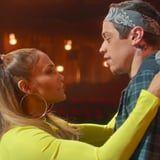 Jennifer Lopez Can't Resist Pete Davidson in This SNL Skit, and Alex Rodriguez Isn't Happy