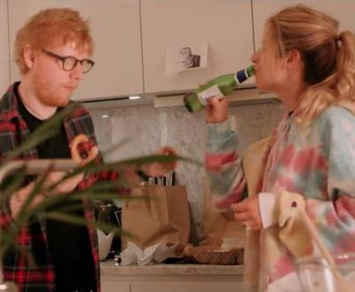 """Ed Sheeran's """"Put It All On Me"""" Music Video Co-Stars His Wife Cherry Seaborn"""