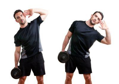 Can Certain Strength-Training Exercises Make Your Waistline Larger?