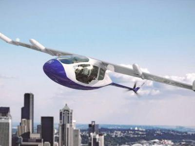 Rolls-Royce is the latest to develop a flying taxi
