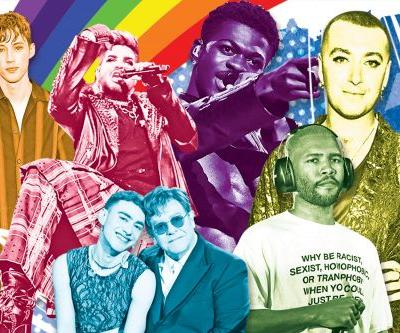 What the brave new wave of gay male pop stars means for music